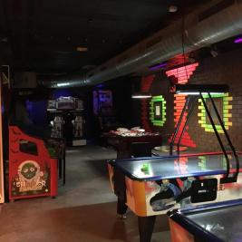 Game room Hotel Spa Diana Parc