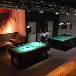 Billiards Bowling bar