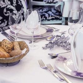 Mesa Restaurante Louis XV