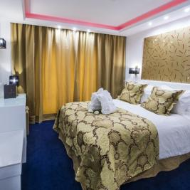 Double room Hotel Spa Diana Parc