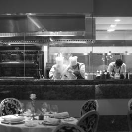 Cuisine Restaurant Louis XV