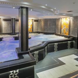 Jacuzzi Hotel Spa Diana Parc