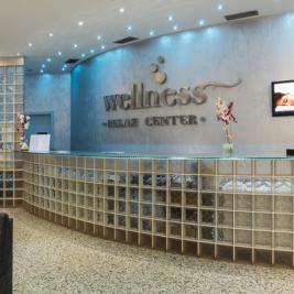 Wellness center Hotel Spa Diana Parc
