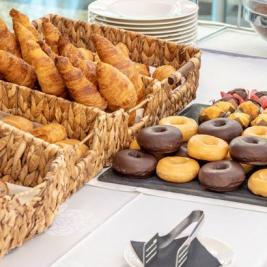 завтрак Hotel Spa Diana Parc
